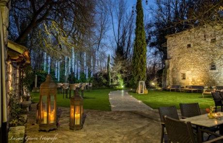 Desarrollo de proyecto de iluminación exclusivo, iluminación de jardín