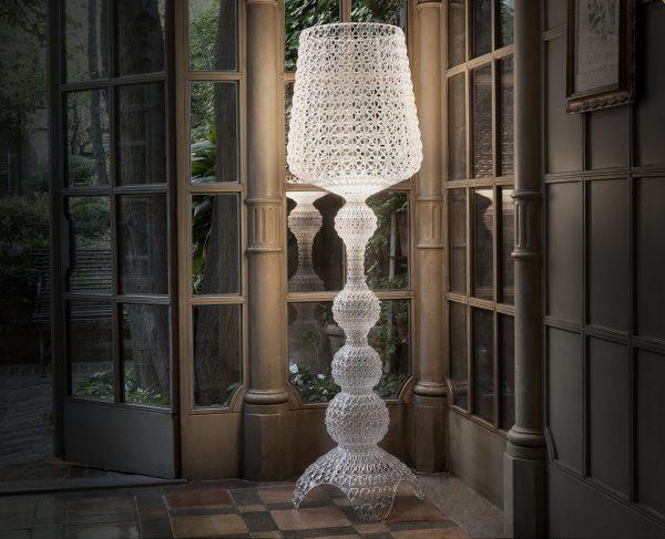 Lampada-da-terra-Kabuki-Trasparente-Kartell-Ferruccio-Laviani-1-600x487