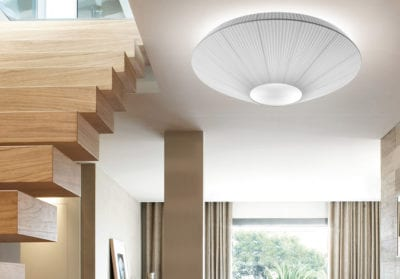 Plafones de techo, iluminación exclusiva