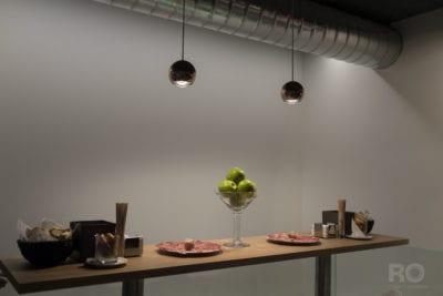 Sistema iluminación industrial