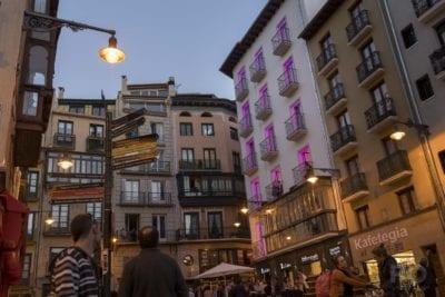 Desarrollo de proyecto de iluminación exterior para Hotel