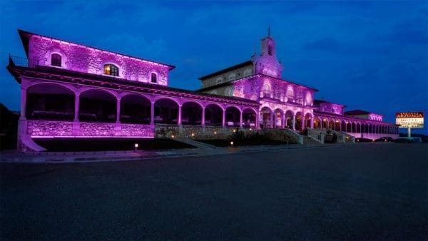 Iluminación de bodegas en Valladolid