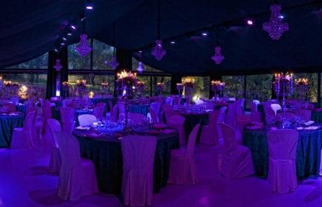 Desarrollo de proyecto de iluminación para Finca la Fuente de los Ángeles, iluminación decorativa