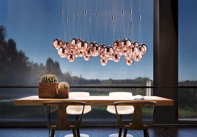 Lámparas de suspensión con diseños exclusivos