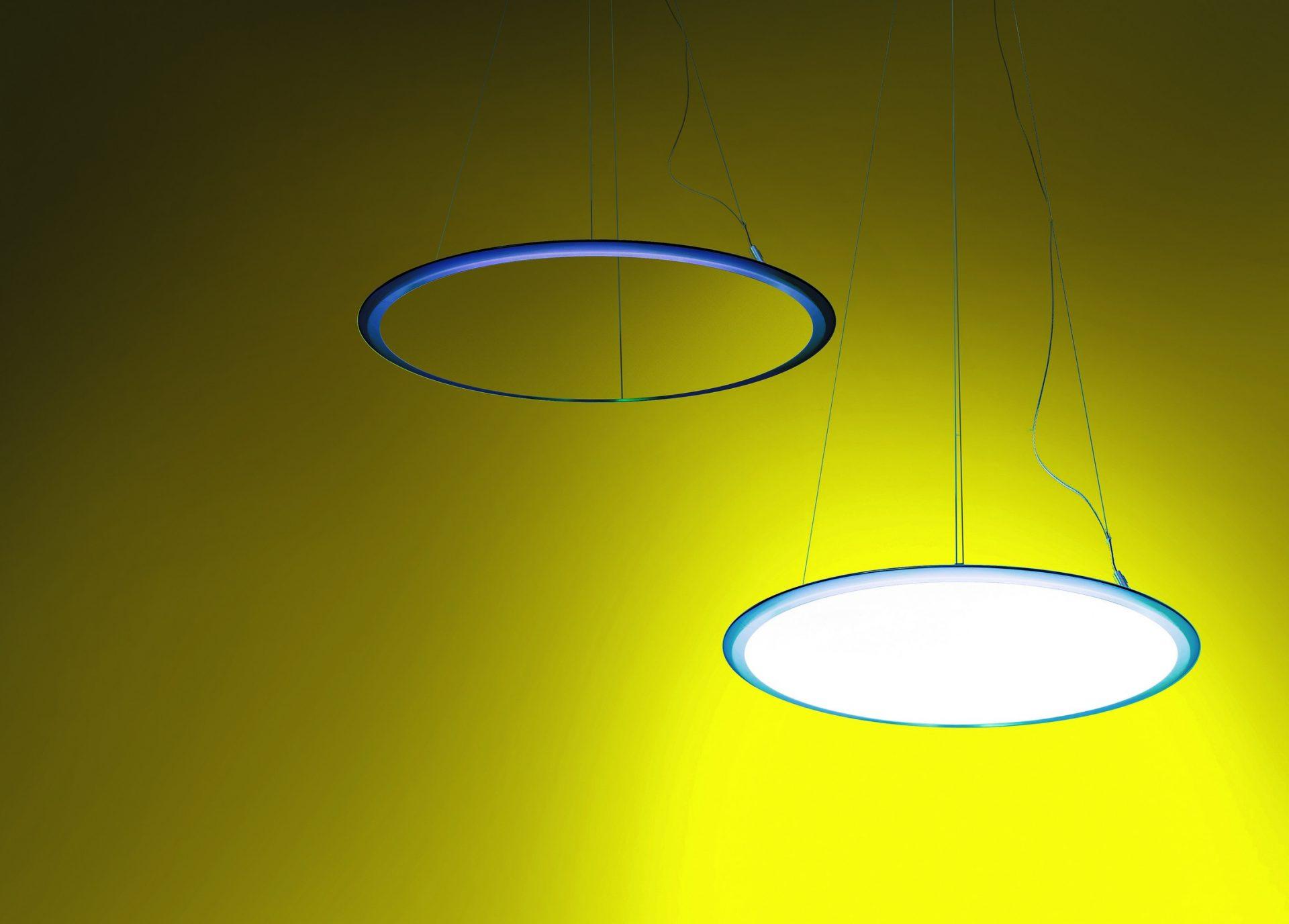 Iluminación decorativa moderna