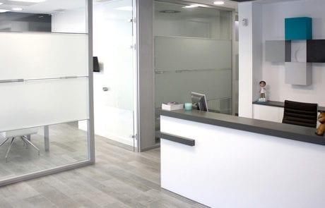 Iluminación de interiores para empresas