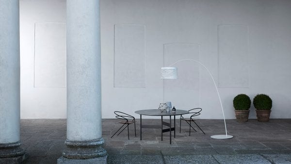 Iluminación exterior, lámparas de pie Foscarini. Lámparas de diseño en Valladolid