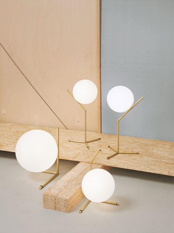 Lámparas de diseño Flos. Distribuidor de lámparas de diseño