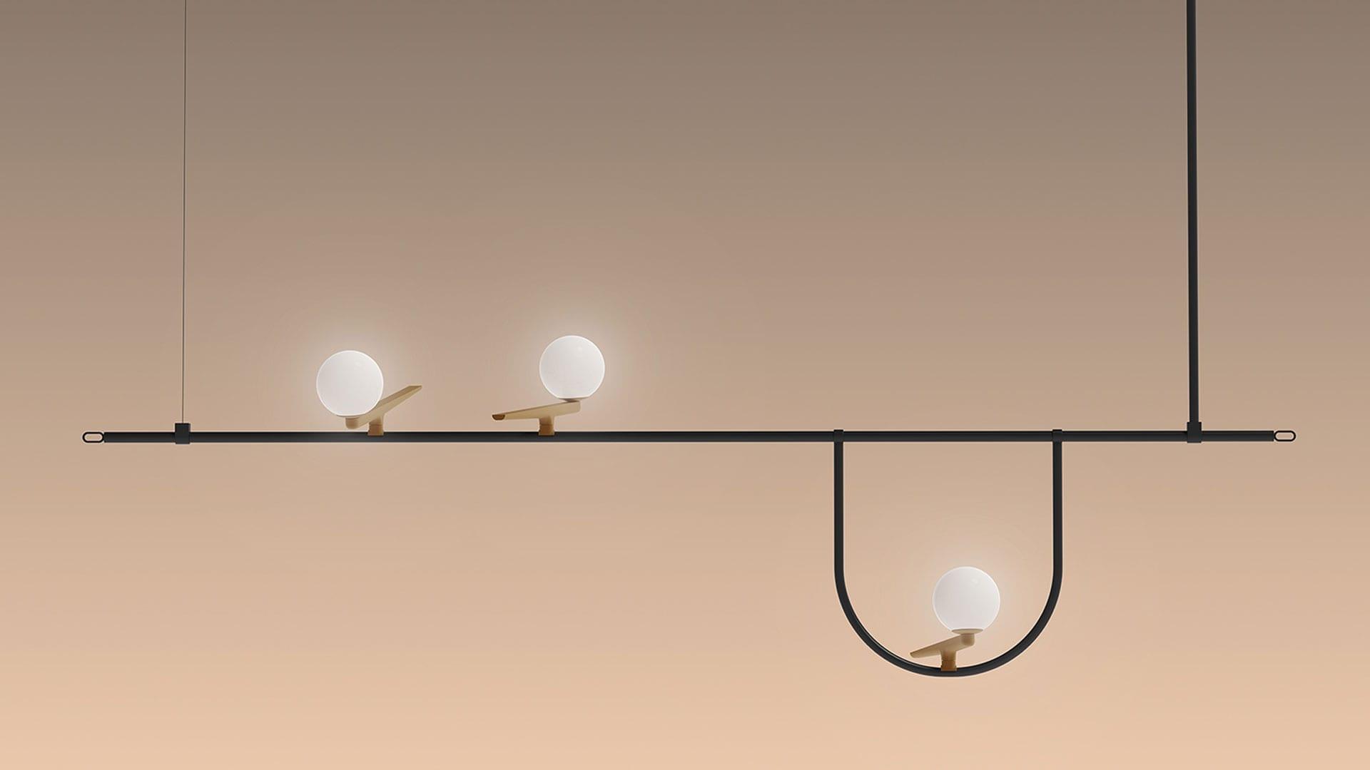 Lámparas colgantes Artemide en Valladolid