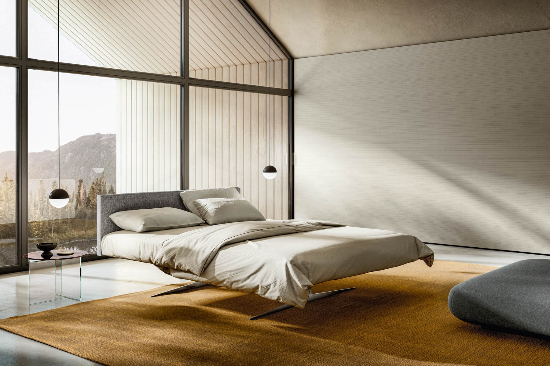 Letto-Steel
