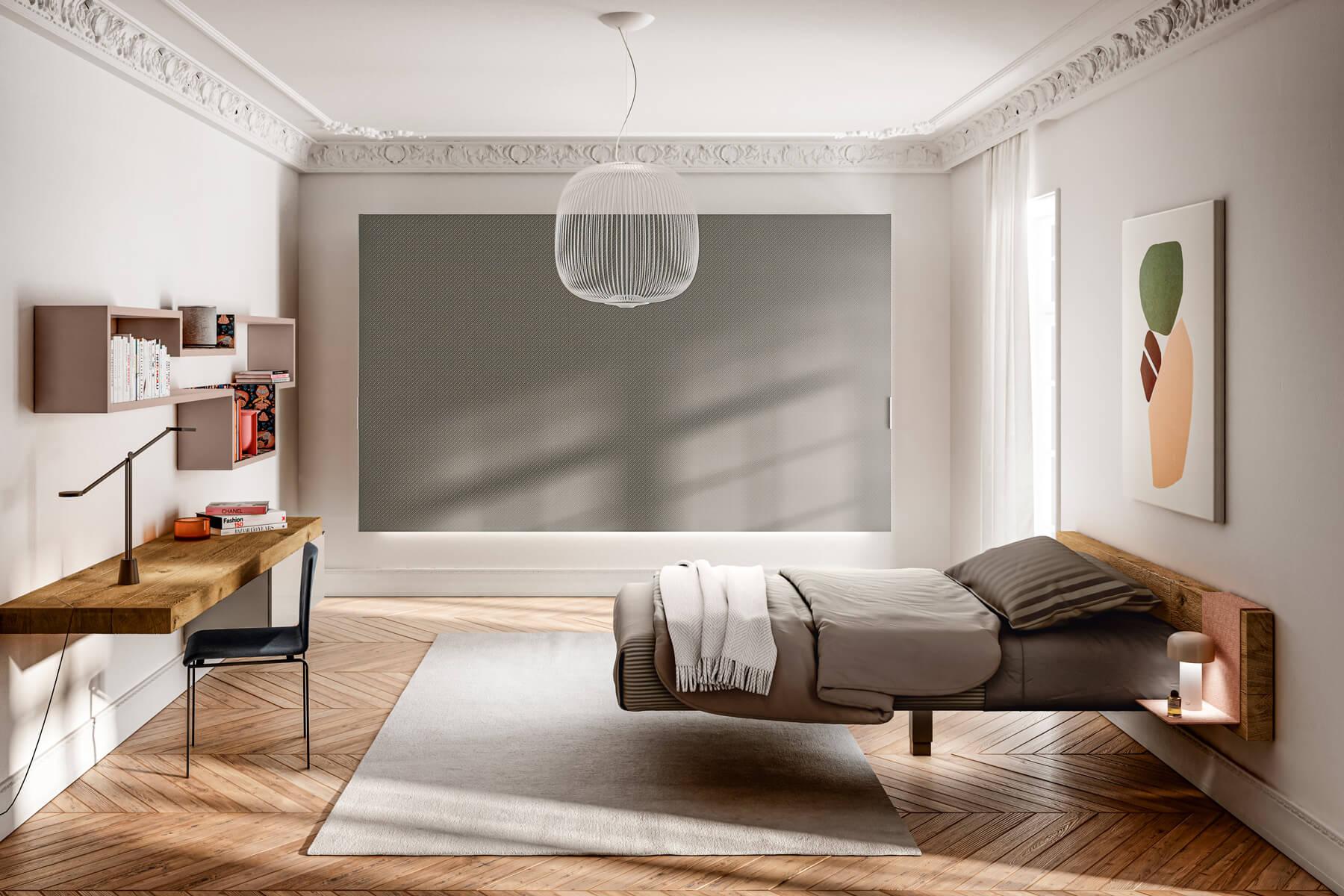 letto-sospeso-singolo-testiera-legno