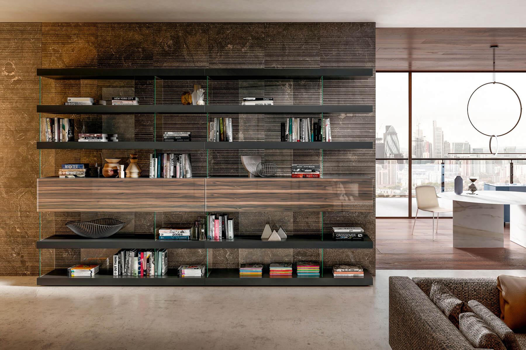 libreria-a-parete