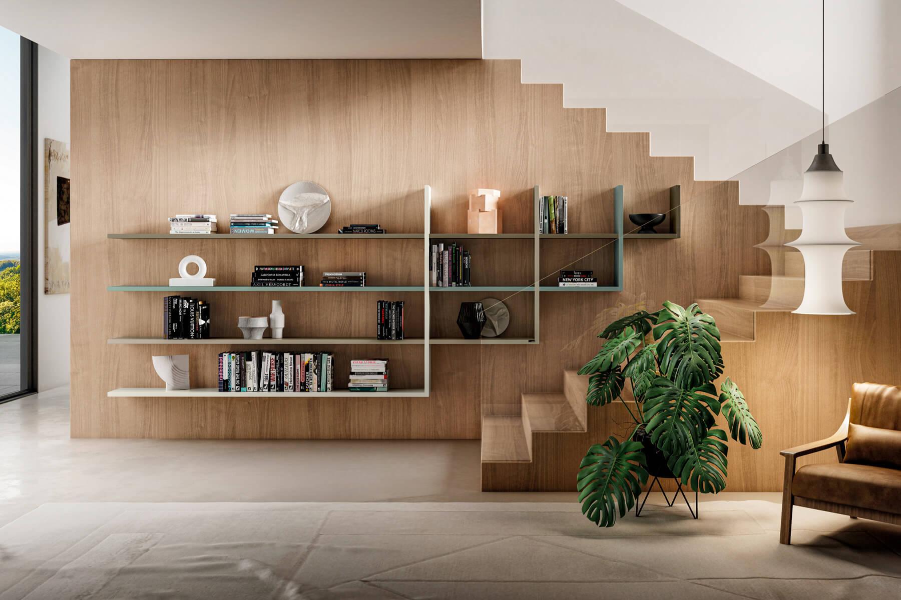 libreria-di-design-modulare