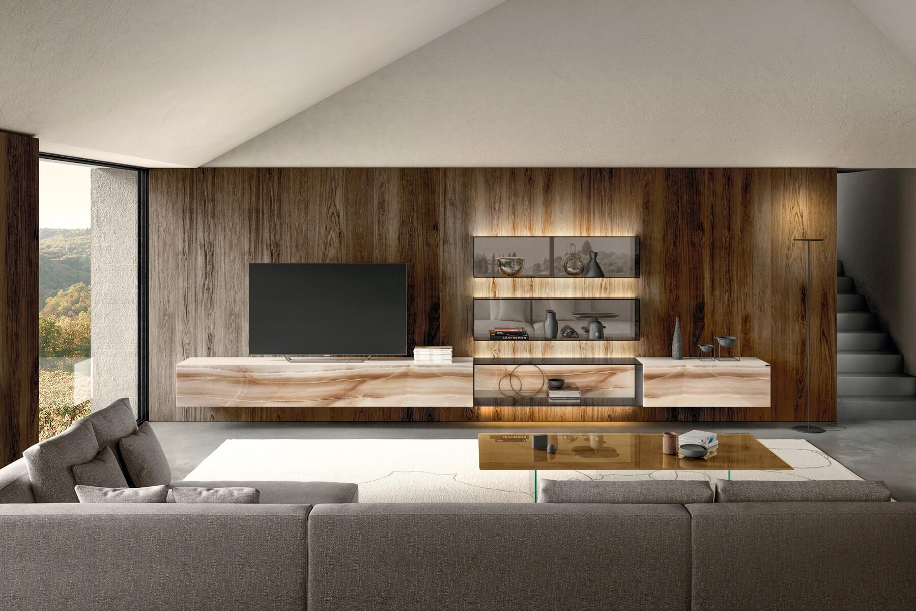 parete-attrezzata-soggiorno